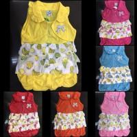 Pakaian stelan anak bayi untuk anak perempuan umur 0-1 tahun an