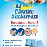 Halodent Dental Plester Sariawan Ulceloocin