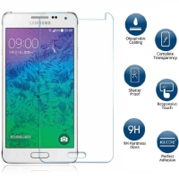 TEMPERED GLASS SAMSUNG GALAXY J7+ J 7 2.5 Pro + PREMIUM SCREEN GUARD