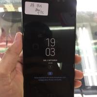 Samsung A8 plus black second mulus