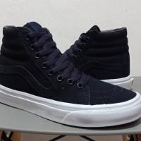 Sepatu Vans Sk8 Mono Dress Blue White - Sneaker Pria e63f5da65d