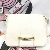 Tas Slempang Fashion ELIZABETH ORI Putih
