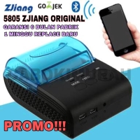 ZJIANG 5805 printer bluetooth portable DD THERMAL PRINTER POS EPPOS
