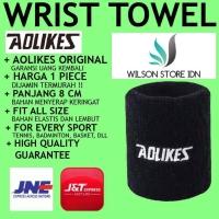 AOLIKES Wristband Hand Wrist Band Towel Gelang Handuk Tangan Deker