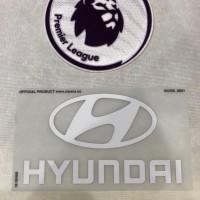Patch Original Chelsea Home Hyundai + Premier League 2018/19