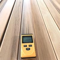 Decking kayu ulin sulawesi tebal 1.9 cm panjang 210 cm