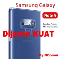 Tempered Glass Kamera Samsung Note 9 anti gores Note9 belakang