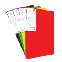 Dokumen keeper / Clear Holder 60 Lembar Folio Folder One