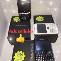 BlackBerry Gemini 8520 garansi distributor platinum 2 tahun