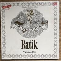 Anti-Stress: Coloring Postcards - Batik by Yulianto Qin / warnai batik