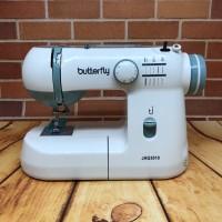 Mesin jahit BUTTERFLY JHQ3010, miniportable multifungsi