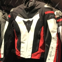 DAINESE SPR TEX NEW model sz 54 ORIGINAL