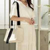 Marhen J Rico Canvas bag (available in black and white)