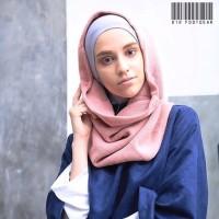 Scarf Hijab Instant Rajut | Jilbab Instan | Hoodie Pashmina Instan