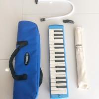 Yamaha pianika & Recorder Yamaha Package Free Tas