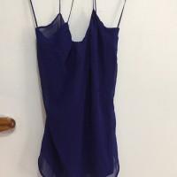 Tank top zara Kaos dalam wanita baju cewek