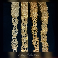 Renda Meteran Full Payet Muthya Collection
