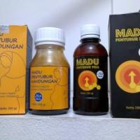 Paket Madu Penyubur - Herbal Penyubur Kandungan + Penyubur Pria