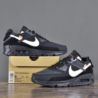 Nike Airmax 90 x OFFWHITE Black (UNAUTHORIZED AUTHENTIC)