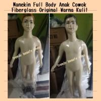Go Send/Grab Manekin Anak Full Body Fiberglass