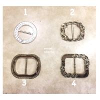 Ring / Gesper untuk serut rok lilit atau kain lilit / wrap skirt