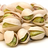 Cemilan sehat kacang pistachio 250gr light salt