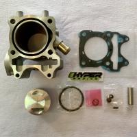 Blok Seher / Blok Bore Up Kit Moto1 Racing 61mm - Honda Vario 125