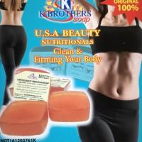 Slimming Soap K brothers / Sabun Pelangsing K Brothers