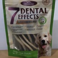 Snack Anjing VEGEBRAND Milk & Dental Gum 160 gr (Kode: V55) Dog Snack