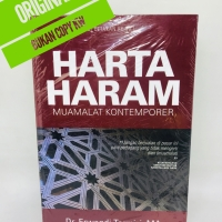 Buku Ustadz Erwandi Tarmidzi - Harta Haram Muamalat Kontemporer