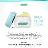 dr Faccia Daily Glow Cream - Whitening WX 1 (02 002 001)