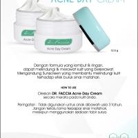dr Faccia Acne Day Cream-Tabir Surya Kulit Berjerawat( 02 003 001)