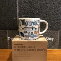 Starbucks Mug City - YAH Edition - Montreal City - Global Icon City