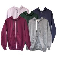 Jaket Sweater Polos Hoodie Zipper XXXL - Premium Quality