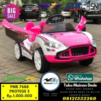 Mainan Anak Mobil Aki Protege PMB M7688 MURAH