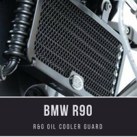 R&G Oil Cooler Guard BMR RnineT