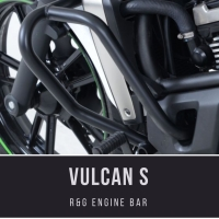 R&G Engine Bars Kawasaki Vulcan S