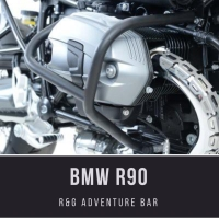 R&G Adventure Bar BMW RnineT