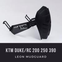 Leon Mudguard KTM DUKE/RC 200/250/390