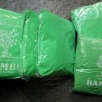 "Jas Hujan Plastik ""Bambu"" (Lusinan)"