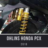 Ohlins Rear Shock Honda PCX 2018