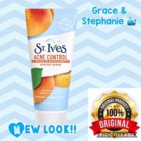 St.Ives Blemish Control Apricot Scrub 170 G (Big Size)