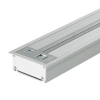 Eubiq Paket 1pc track RH2 panjang 600mm + 4pc ITL4 international socke