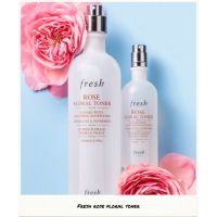Fresh Rose Floral Face Toner 250ml