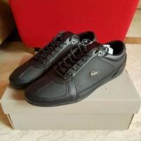 Sepatu Lacoste evara leather original BNIB size 41