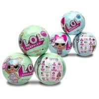 Harga mainan anak lol surprise isi 2 bola banting harga jual modal | antitipu.com