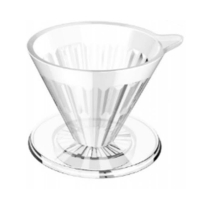 Timemore CRYSTAL EYE DRIPPER V02 PLASTIC (for 2-4 cups)