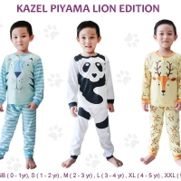 Kazel Piyama Lion Edition size XL-XXL