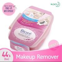 Biore Cleansing Oil Sheet Makeup Remover Box 44 / Pembersih Make Up