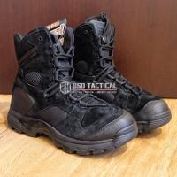 Sepatu Hanagal Warrior Black Import ORI